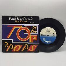 "Paul Hardcastle - The Wizard (1986) PAUL 3 7"" Single Vinyl Record"