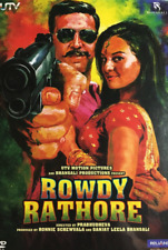 Rowdy Rathore (DVD) - Ex Library - **DISC ONLY**