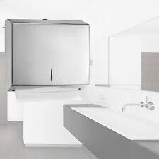 Toilet Heavy Duty Stainless Steel Hand Paper Towel Dispenser Holder C Fold