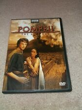 Pompeii: The Last Day DVD BBC HOME VIDEO * Free Shipping *