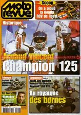 MOTO REVUE 3543 KAWASAKI GTR 1000 HONDA NT 650 Deauville YAMAHA XJ 900 Diversion