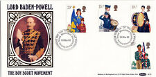 24 MARCH 1982 YOUTH ORGANISATIONS BENHAM BLS 2 FIRST DAY COVER BFPO 1742 SHS