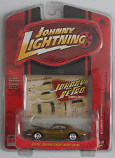 Johnny Lightning - ´67 / 1967 Chevy Camaro goldmet. Neu/OVP