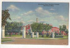 Moorhead State Teachers College MOORHEAD MN Vintage Postcard