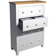 Bibliothèques, étagères et rangements tiroirs blancs pour la maison