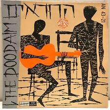 The Doodaim LP Hed-Arzi AN 43-21 Israel Folk Record EX!