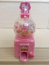 Sanrio Hello Kitty Mini Gashapon Machine and candy Very Cute, Rare
