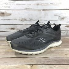 Saucony Liteform Miles Mens Shoes Size 11 Athletic Running Cross Training Gray