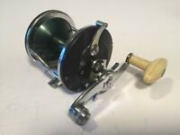 Vintage Ocean City Philadelphia 991 Baitcasting Saltwater Fishing Reel, USA 1950