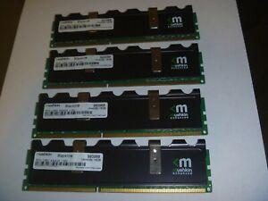 Mushkin 4GB (1 x 4GB) RAM Memory Desktop 12800u DDR3 1600 1.35V PC3L