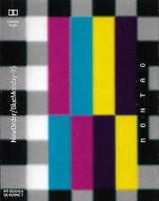 NewOrder ‎BlueMonday-95 CASSETTE SINGLE Electronic Techno, Synth-pop NUOMC 7