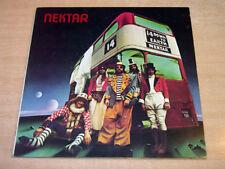 EX/EX !! Nektar/Down To Earth/1974 United Artists Gatefold LP