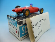 Scalextric C67 Lotus, totally mint boxed with inscructions, two lap car