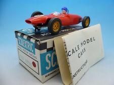 Scalextric C67 Lotus, totalmente Menta en caja con Inscructions, dos Lap coche