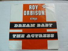 Roy Orbison - Dream Baby        VG++  PS VG++    1962