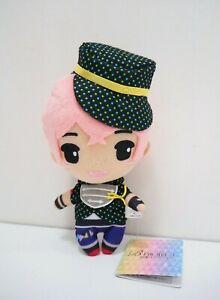 """B Project Yuuta Ashuu Furyu Strap 7"""" Plush TAG Stuffed Toy Doll Japan"""
