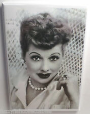 "Lucille Ball Image 1 Vintage Photo Movie 2"" x 3"" Refrigerator Locker MAGNET Lucy"