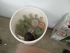 coca cola 1950s  bottles