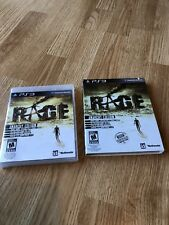 Rage (Sony PlayStation 3, 2011) PS3 VC4