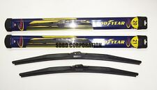 1996-1998 BMW 328is Goodyear Hybrid Style Wiper Blade Set of 2