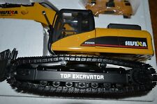 Hobby Rc Hydraulic Excavator Styling Remote Control Truck Autos HUINA 580