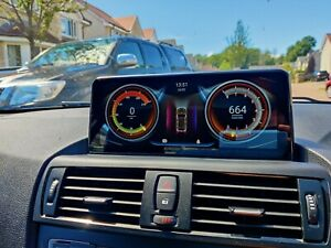 BMW 1 Series – F20 F21 – ANDROID 10 Multimedia Android System Droid UK Nav