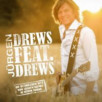 JÜRGEN DREWS - DREWS FEAT. DREWS (DIE ULTIMATIVEN HITS)   CD NEU