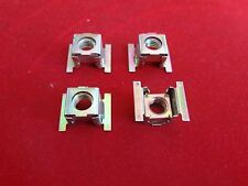 Peugeot 403 404 504 Nut Cage set of 4 pieces - Cage a ecrou fixation- 251/694124