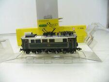 TRIX 22557 E-LOK EP 3/6 CREME/GRÜN der K.Bay.Sts.B. KÜHN DIGITAL DECODER NH2177