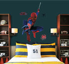 Hero Spider Man Wall Stickers Decal Vinyl Removable Decor Kids Nursery Art Home