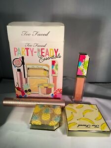 Too Faced Party-Ready Essentials Makeup Set Full Size