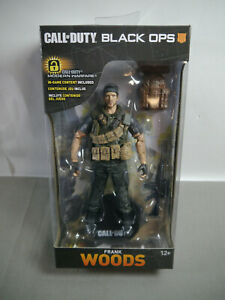 Call of Duty Black Ops 4 Frank Woods 15 CM McFarlane KB I