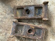 OEM 85-97 Ford F-250 350 Rear Leaf Auxiliary Spring Plate Spacer 2 1/4 C&c