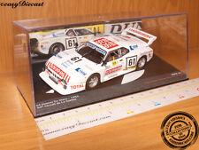 BMW M1 ENNEQUIN-GABRIEL-GASPARETTI 1:43 LE MANS 1982#61