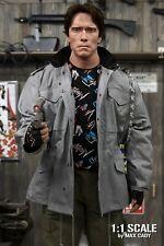 Screen Accurate TERMINATOR Gray M65 Field Jacket, Arnold Schwarzenegger T-800
