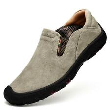 Men's Sneakers Slip On Sports Outdoor Loafers Casual Trail Running Hiking Shoes@