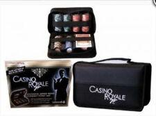 More details for cartamundi casino royale exclusive james bond compact poker set: new & sealed