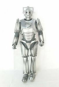 Dr Who Cyberman Figure 12 Inch 2006