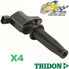 TRIDON IGNITION COIL x4 FOR Ford  Focus LS - LT 05/05-03/09, 4, 2.0L