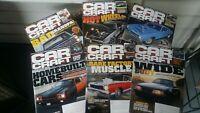 Car craft magazine Jun Jul Aug Sep Oct Nov 2018 lot of 6 magazines