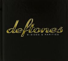 Deftones - B-Sides & Rarities (CD+DVD in a hardback book cover) NEW & SEALED