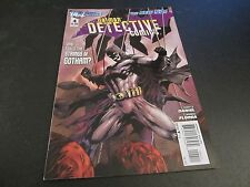 DETECTIVE COMICS #4 NEW 52 RARE SOLD OUT cool COVER!!!