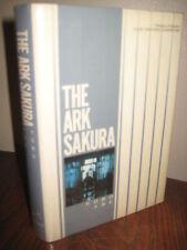1st Edition THE ARK SAKURA Kobo Abe STORIES First Printing FICTION