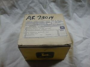 NOS John Deere AR73014 Crankshaft Main Bearing .002 oversize .05mm 860B Scraper