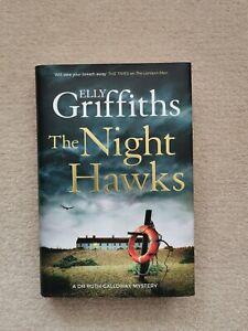 The Night Hawks by Elly Griffiths (2021 Hardback)