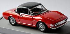 FIAT DINO SPIDER 2000 Duro Top 1966-68 Rojo Rojo 1:43 progettok