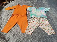 Zutano Baby Girl Clothes - 2 outfits, 6-12 months great condition