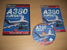 A380 AIRBUS THE SPECIAL EDITION Pc Cd Rom  Add-On Flight Simulator Sim 2004 X