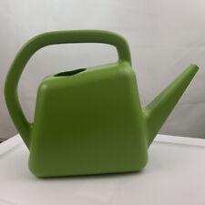 New Room Essentials 1 Gal -3.8L Watering Can Indoor/Outdoor Plants Green Plastic