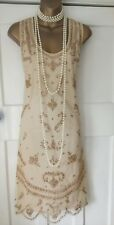The Great Gatsby hen party, wedding, guest ladies sexy wiggle dress size UK 18
